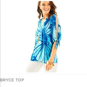 Lilly Pulitzer Bryce top